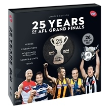 25 Years of AFL Grand Finals
