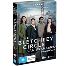 The Bletchley Circle San Francisco