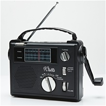 Multi Band Radio & MP3 Player