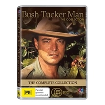 The Bush Tucker Man