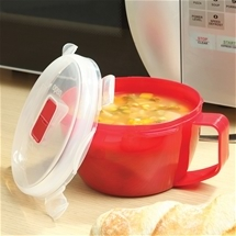 Microwave Soup Bowl Set