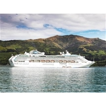 South Pacific Cruise (35 Nights)