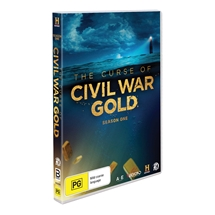 The Curse of Civil War Gold - Season 1