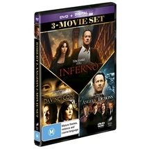 Da Vinci Code / Angels and Demons / Inferno