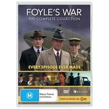 Foyle's War DVD Series