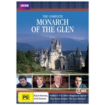 Monarch of the Glen DVD Series