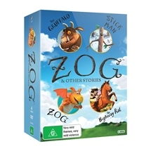 Zog and Other Stories Box Set
