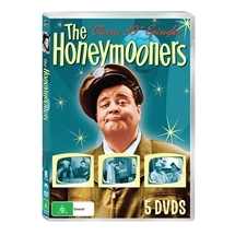 The Honeymooners - Complete Collection