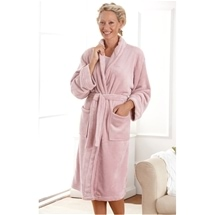 Microplush Dressing Gown