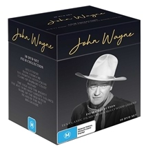 John Wayne DVD Collection (10 Films)