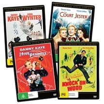Danny Kaye Film Collection
