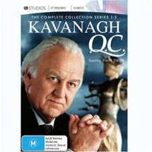 Kavanagh Q.C. - Complete Collection