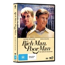 Rich Man, Poor Man - Complete Collection