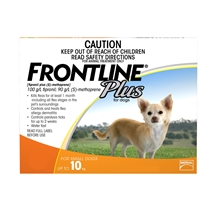 Frontline Plus Dog 12 Pack