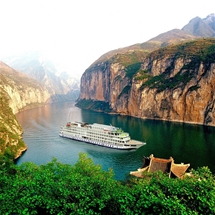 Luxurious Yangtze River Cruise and Beijing (9 Night Tour)