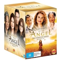 Touched By An Angel - Complete Collection