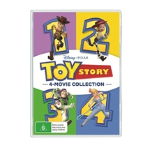 Toy Story - 4 Movie Collection