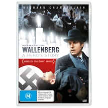 Wallenberg - A Hero's Story DVD