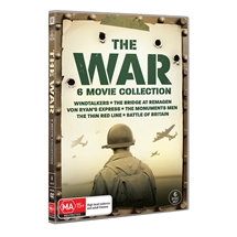 The War DVD Collection