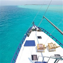 Maldives Dhoni Cruise (5 Nights/6 Days)