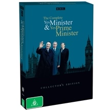 Yes Minister & Prime Minister Coll.