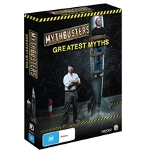 Mythbusters Greatest Myths Collector's Edition
