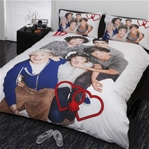 One Direction Bedding Style 2