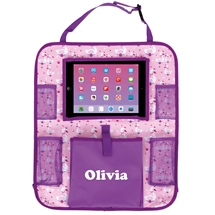 Personalised Kids Car Organiser