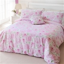 Pink Peony Quilt Cover Set