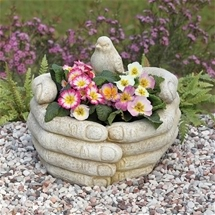 Peace & Freedom Planter