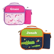 Personalised Kids Preschool Lunch Bag