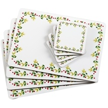 Christmas Placemats and Coasters