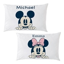 Personalised Peeking Pillowcase