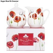 The Poppies Collection Tea Range