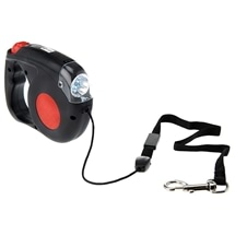 Retractable Pet Leash with Light