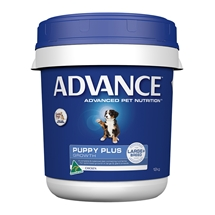 Advance Puppy Plus Large Breed Barrel 12kg