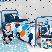 Personalised Kids Quilt Cover Sets
