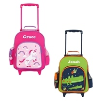 Personalised Kids Pre School Travel Case