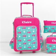 Personalised Kids Travel Case