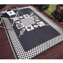 Reversible Patio Mat