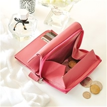 Personalised Leather Coin Purse