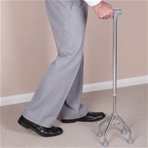 Quad Walking Cane