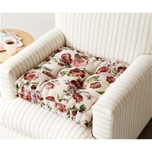 Roses Tapestry Chair Cover Set