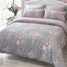 Rose Posy Quilt Cover Set