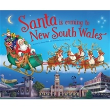 Santa is coming to your state book range