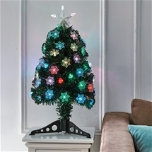 Snowflake Christmas Tree 65cm