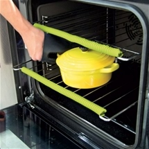 Silicone Oven Shelf Guard