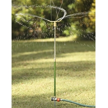 Sprinkler with Interchangeable Heads