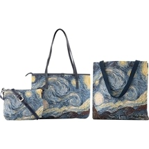 Starry Night Bags