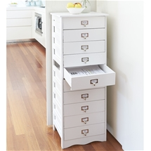 10-Drawer Organiser